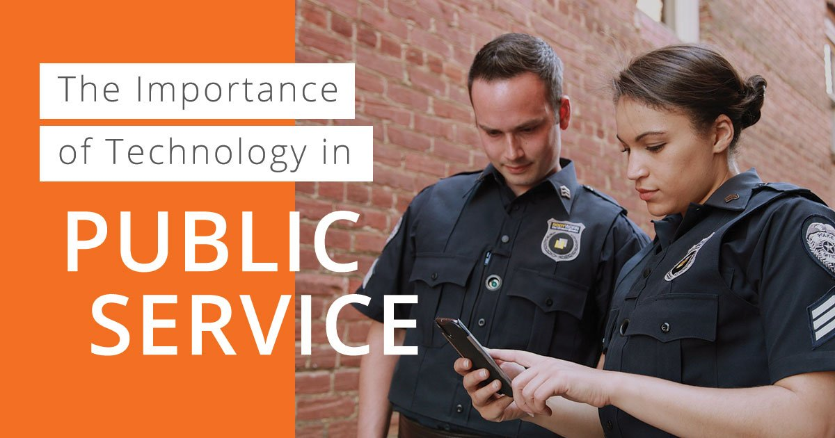 Eforce Software - The Importance of Technology in Public Service - 20181127