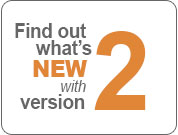 What's new with version 2