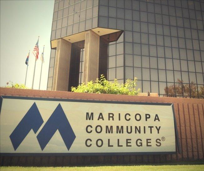 Maricopa Community College District - webpg img